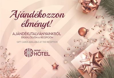 Gift card - Outlet Hotel