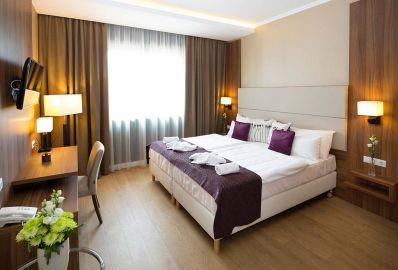 Rooms - Outlet Hotel